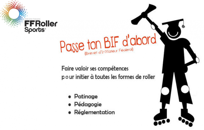 Formation de Brevet d'Initiateur Fédéral - We Culture Roller